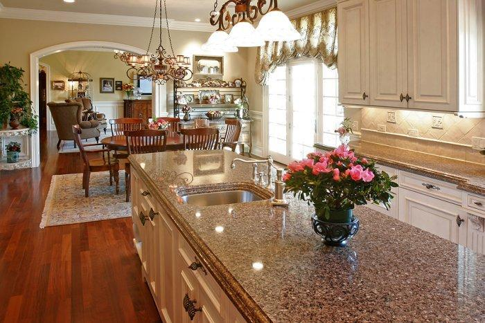 Granite Countertops The Top Quality Element In Kitchens