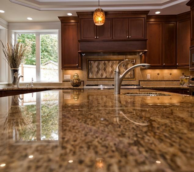 Granite Countertops - The Top Quality Element in Kitchens