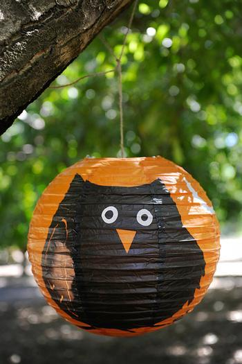 Halloween kids lantern - for outdoor party use