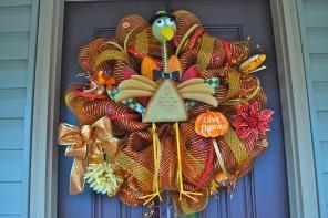 Halloween Wreaths - How to Decorate Your Front Door