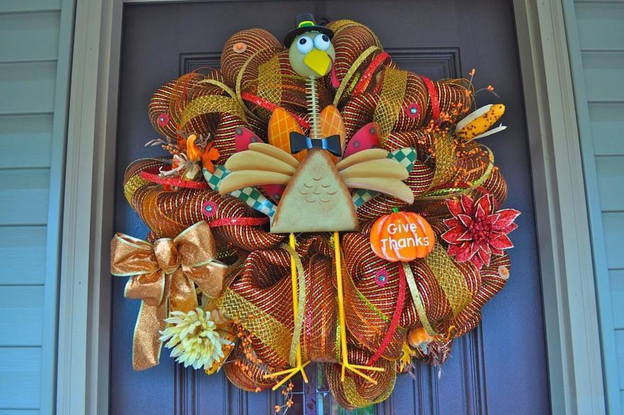 Halloween Wreaths How To Decorate Your Front Door