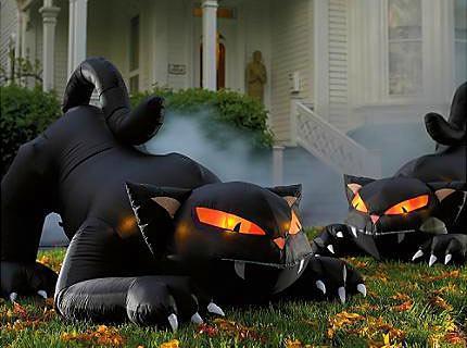 Halloween Inflatables Walmart