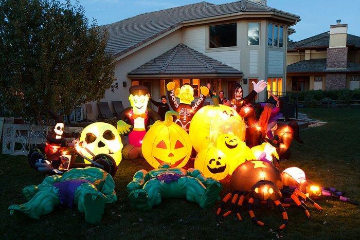 Halloween Airblown Inflatables