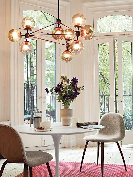 Dining room interior design ideas for your home founterior for Small modern dining room