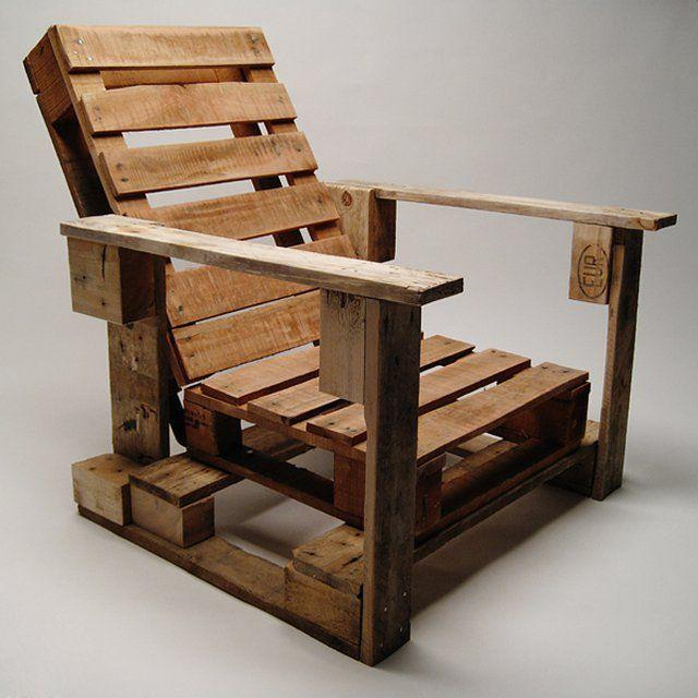 35 Pallet Furniture Ideas – Sofas, Chairs, Tables, etc ...