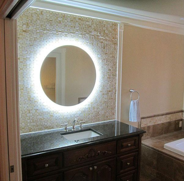 Bathroom Mirrors Inspiring Modern Ideas Founterior