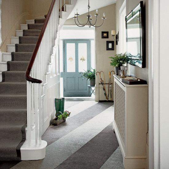Second Home Decorating Ideas: Storage And Decoration Ideas For Your Home Hallway