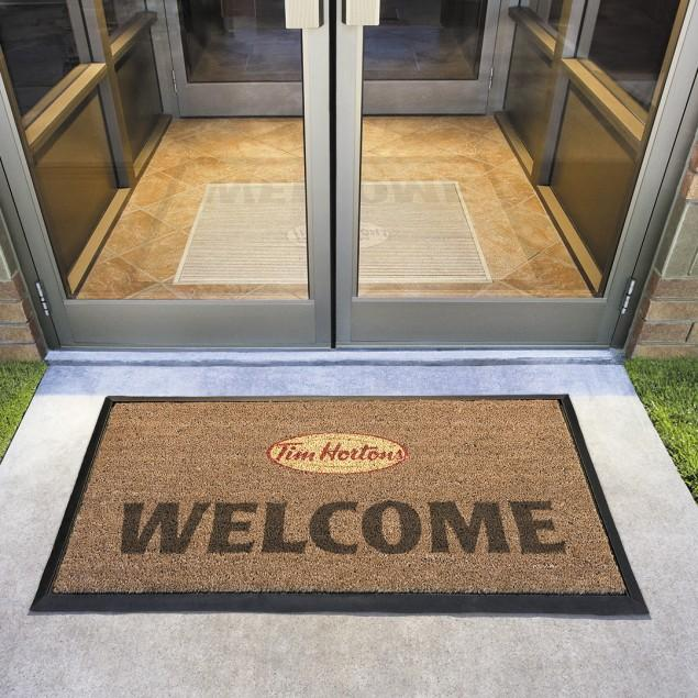 Welcome Mats for Gorgeous Home Entry Door