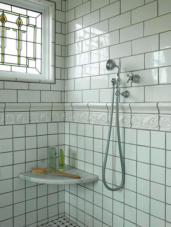 Lighting Basement Washroom Stairs: Bathroom Tiles - Ideas For Design And Texture