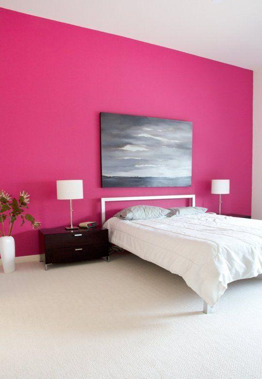 Pink Bedroom Interior Design Ideas With Images