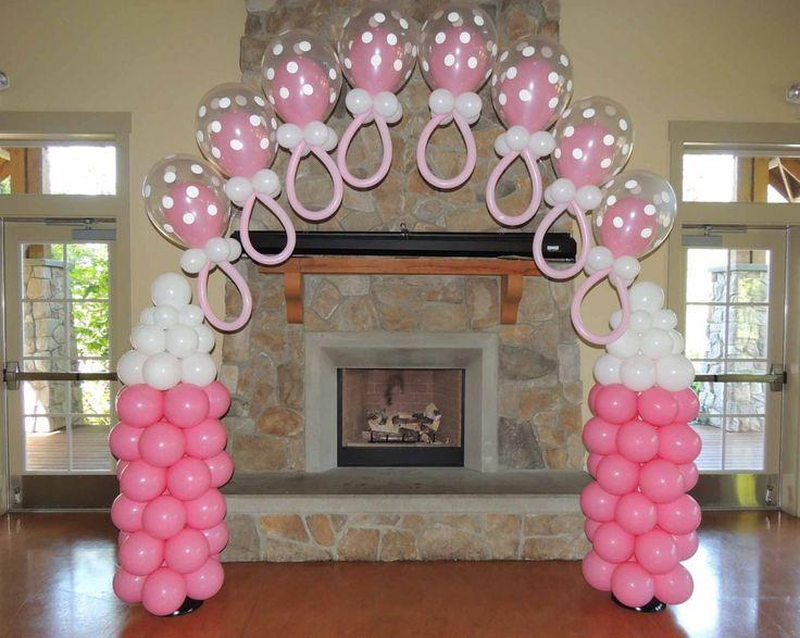 Great Baby Shower Balloons Ideas For Decorations And More