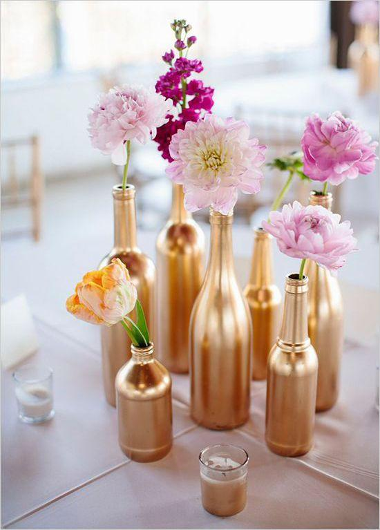 DIY decorations - for a bridal shower