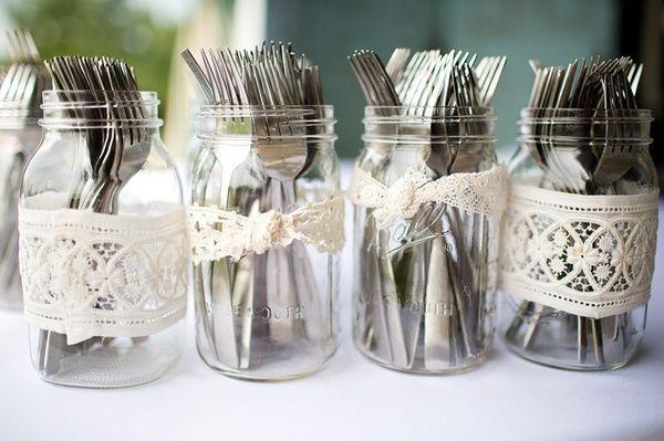 Bridal Shower Decorations DIY Cheap Purple Burlap Founterior
