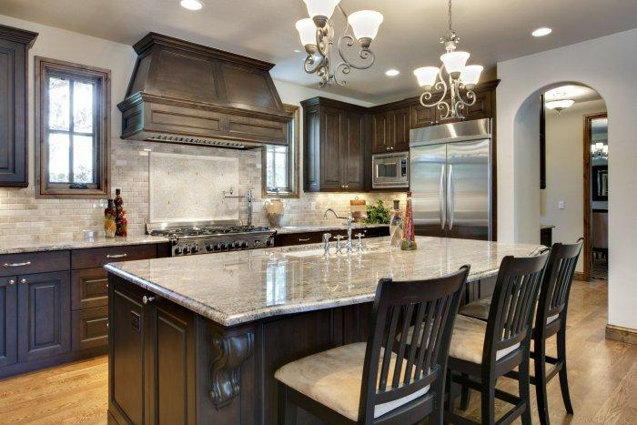 bathroom and kitchen granite countertops pros and cons tile countertop buying guide hgtv