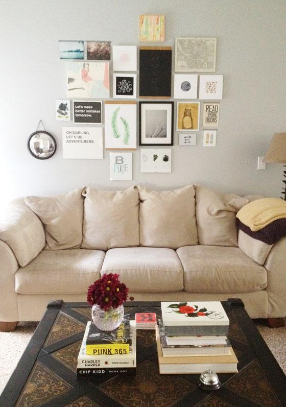 Small Living Room Tips and Ideas
