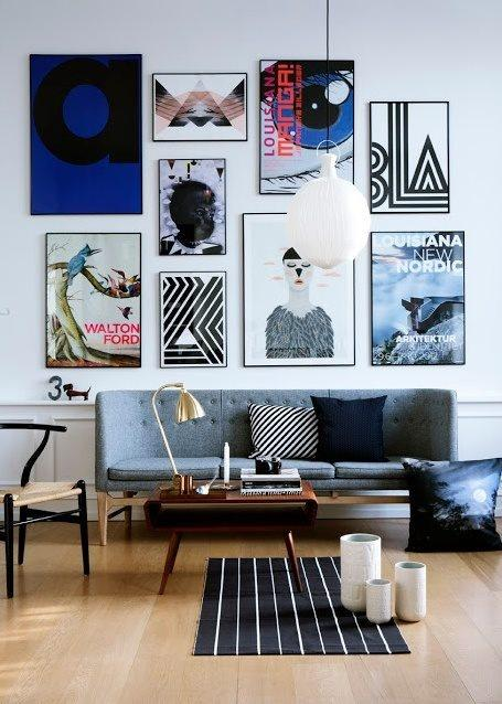 Creative Ideas for Small Spaces - Living Rooms and Other