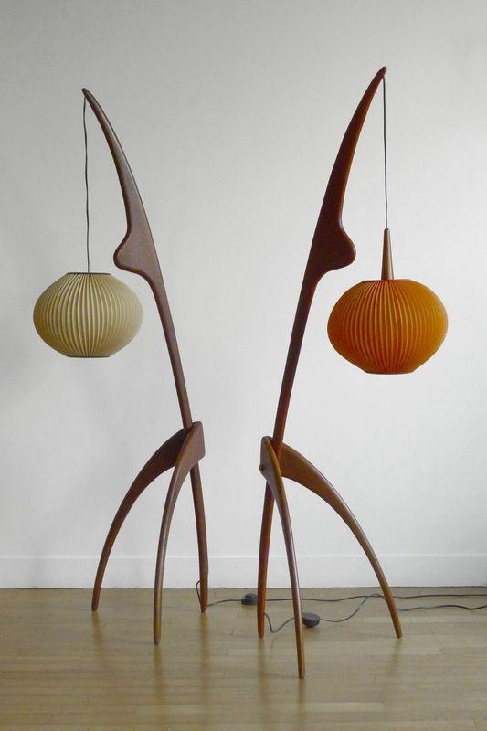 Modern Contemporary And Vintage Floor Lighting Fixtures