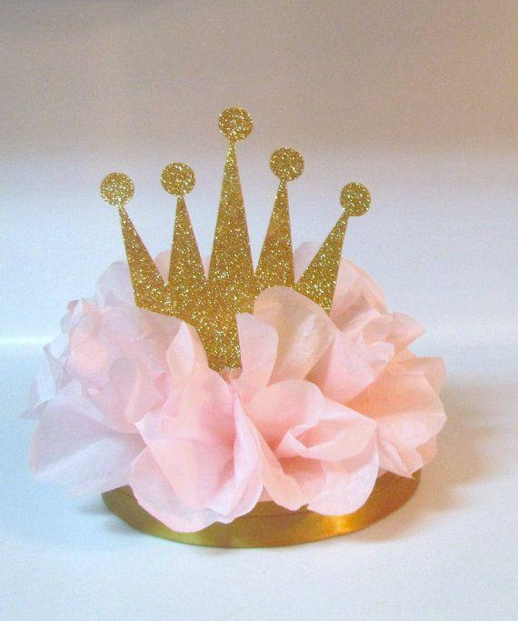 Baby shower crown - for a little princess