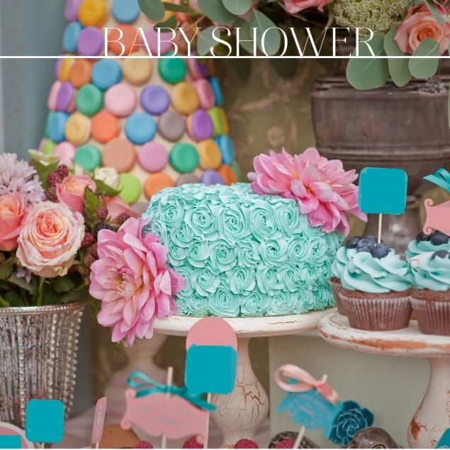 Baby Shower Ideas for Decorations, Invitations and Cakes