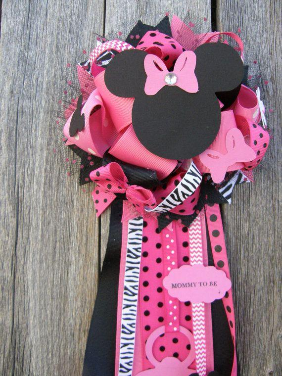 Baby shower ribbon - for the front door