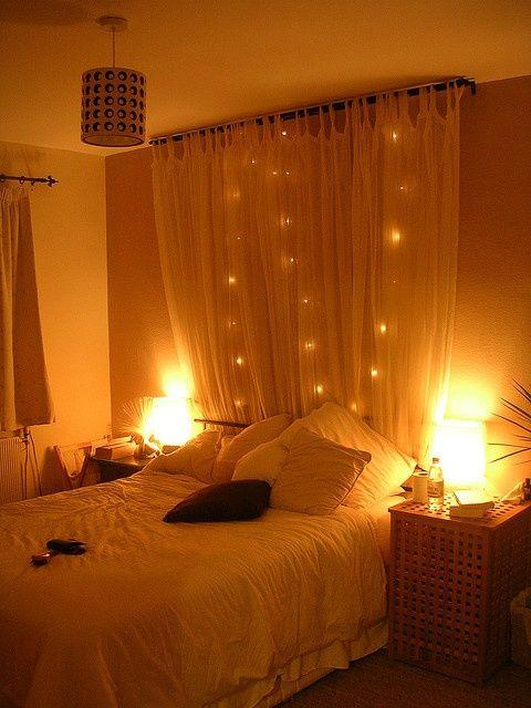 christmas lights in bedroom how and where to install