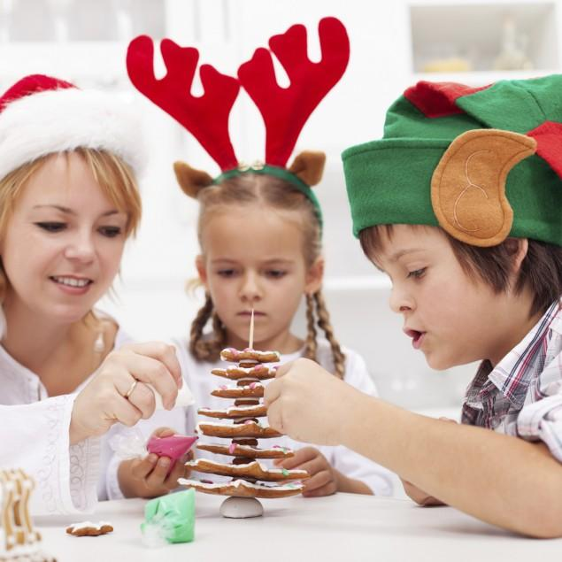 Christmas Kids Decorations, Crafts and Ideas