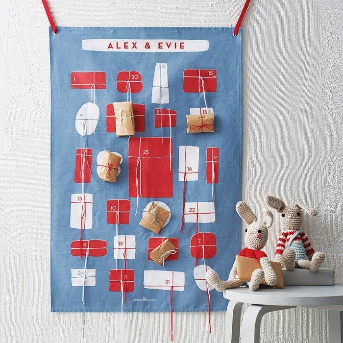Christmas advent calendar - for women