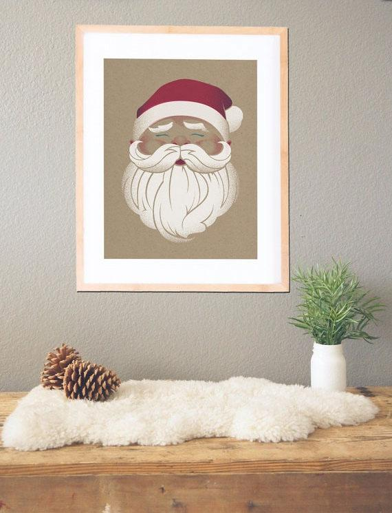 christmas wall art with pictures - Christmas Wall Art Decor