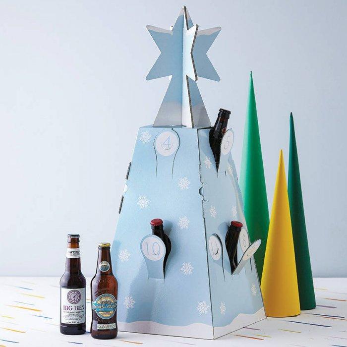 Christmas beer box - for men