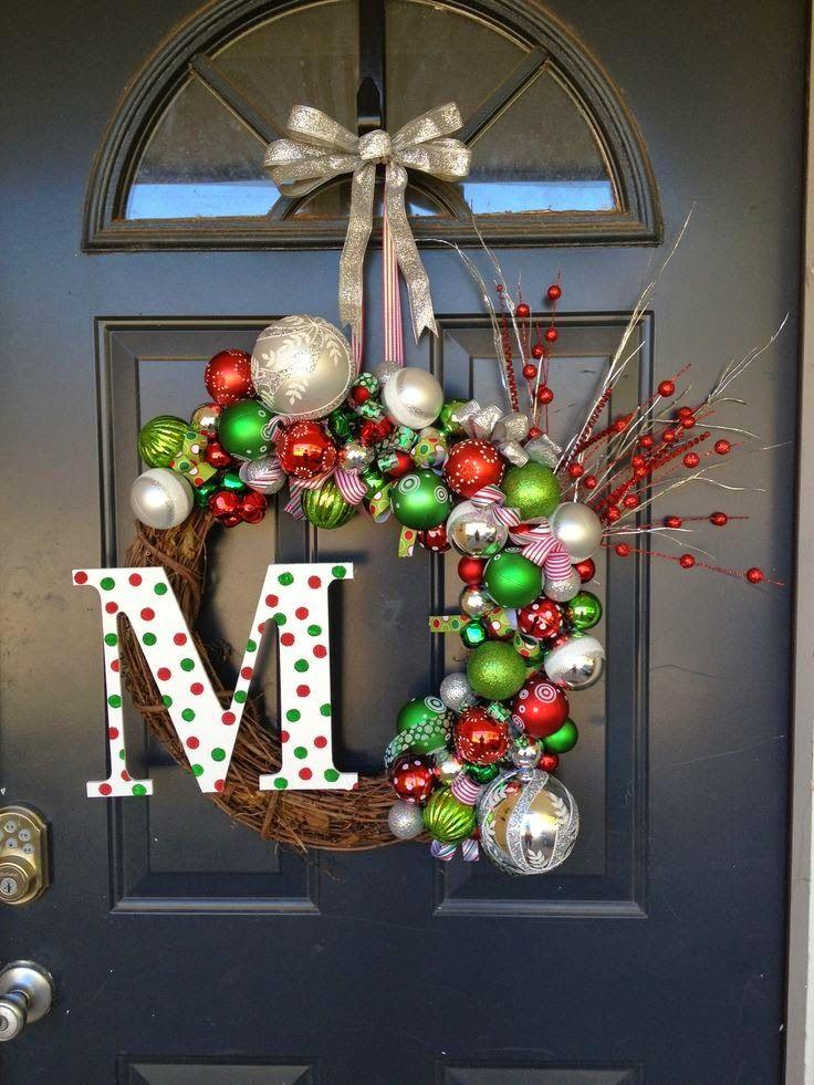 front wreath top wreaths outside christmas doors door com best holiday home heavy