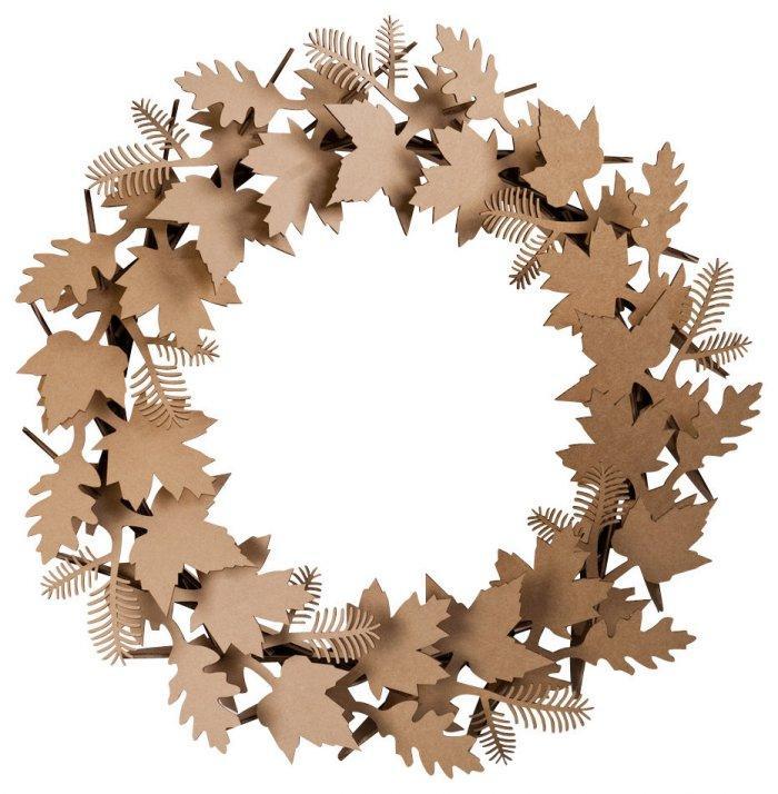 Christmas wreath - for front door