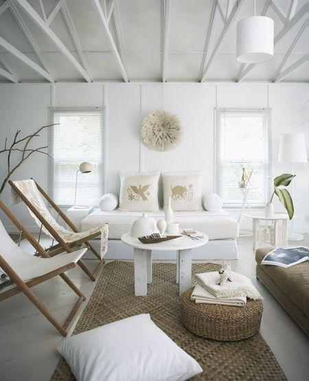 college living room 1 with neat white design