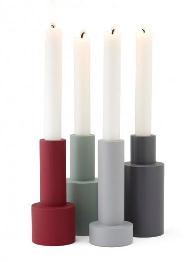Concept candleholder - in different colors