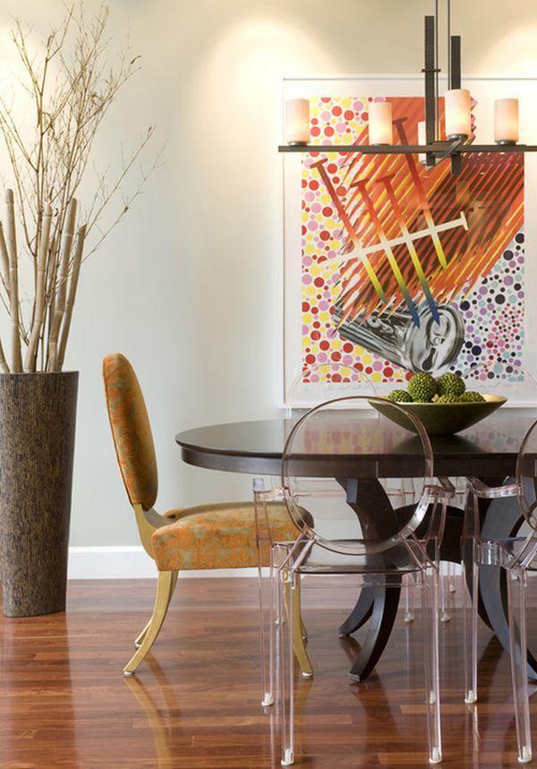 Contemporary floor vase 12 - made of granite