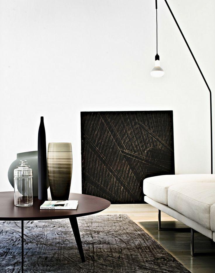 Contemporary floor vase 18 - a set of three vases