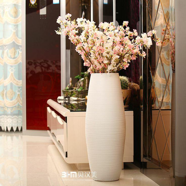 Contemporary floor vase 4 - Chinese concept design