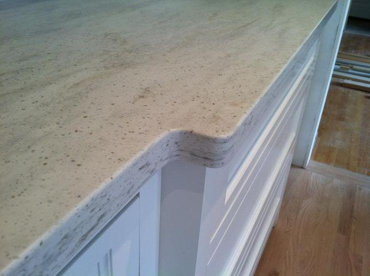 Corian countertops - close up