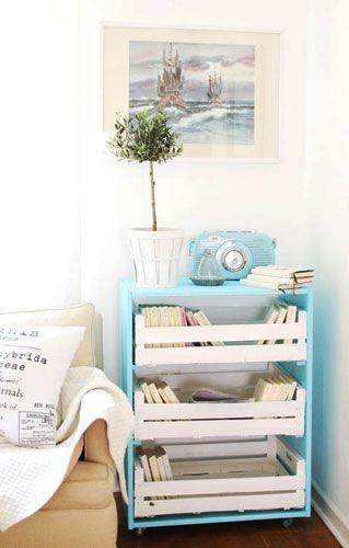 DIY Room Decor 13 - bookshelves
