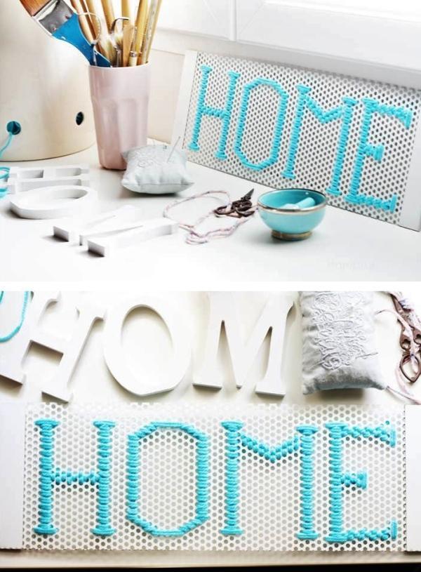 DIY Room Decor 3 - home writing
