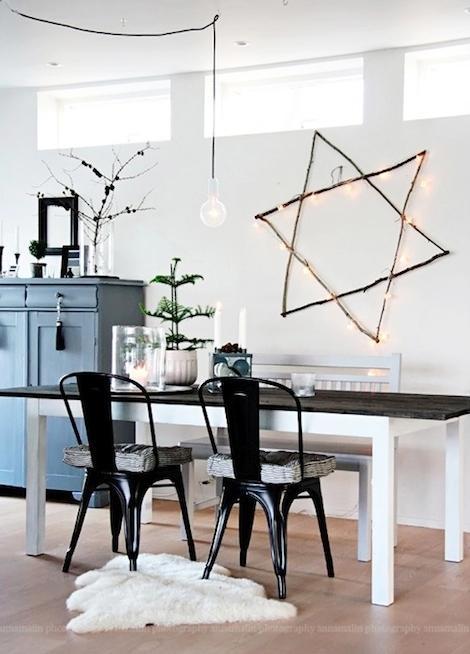DIY Room Decor 6 - jewish star