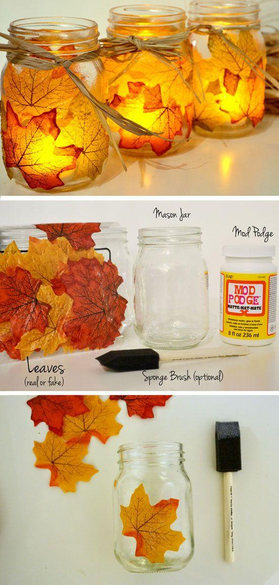 Autumn Decorating Ideas for November 27th