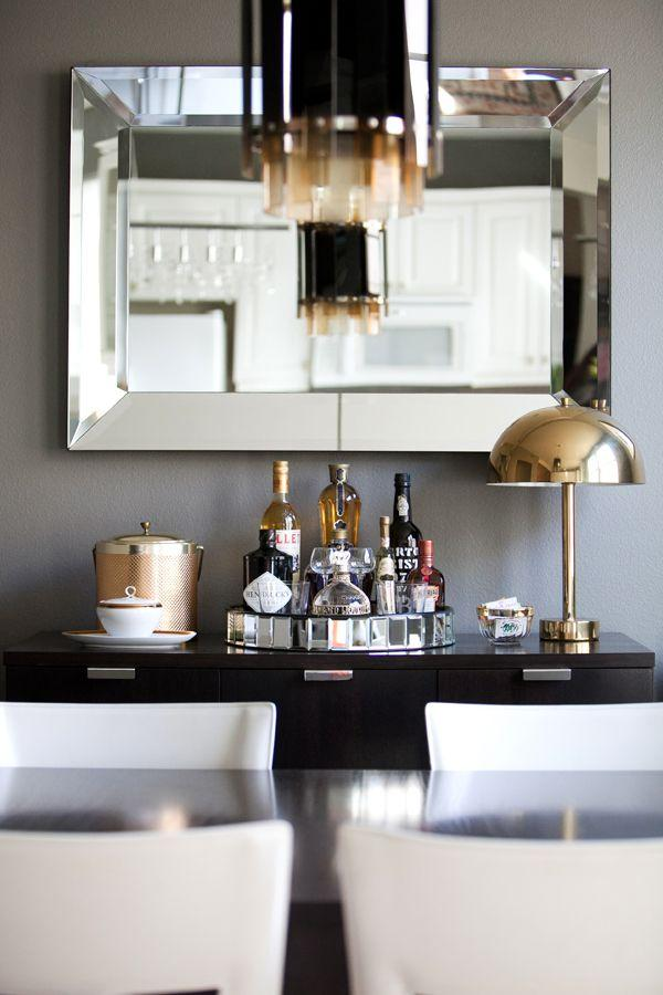 See How To Decorate With Mirrors