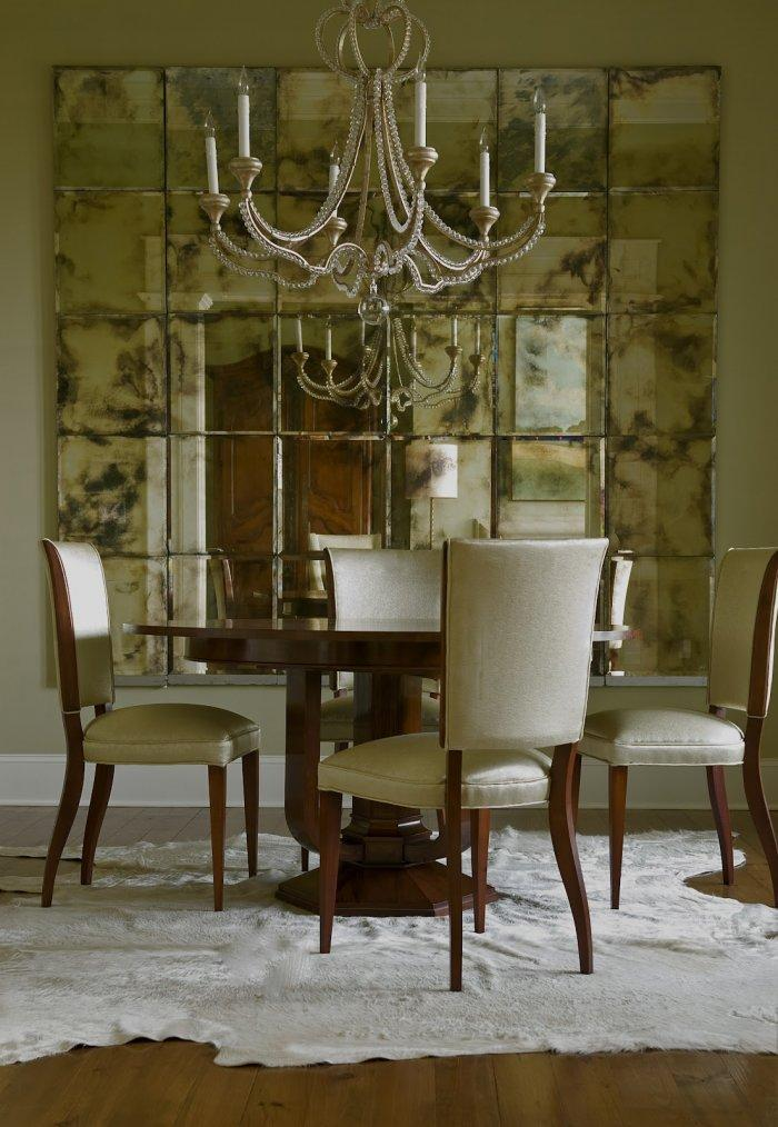 Dining room mirror 12 - in a luxurious mansion
