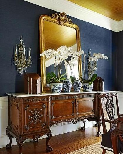 Dining Room Mirrors – Antique Or Modern?