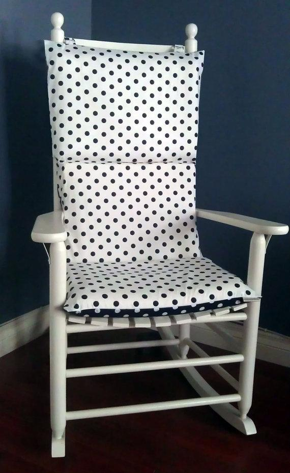 Dotted chair pad - for comfortable seat