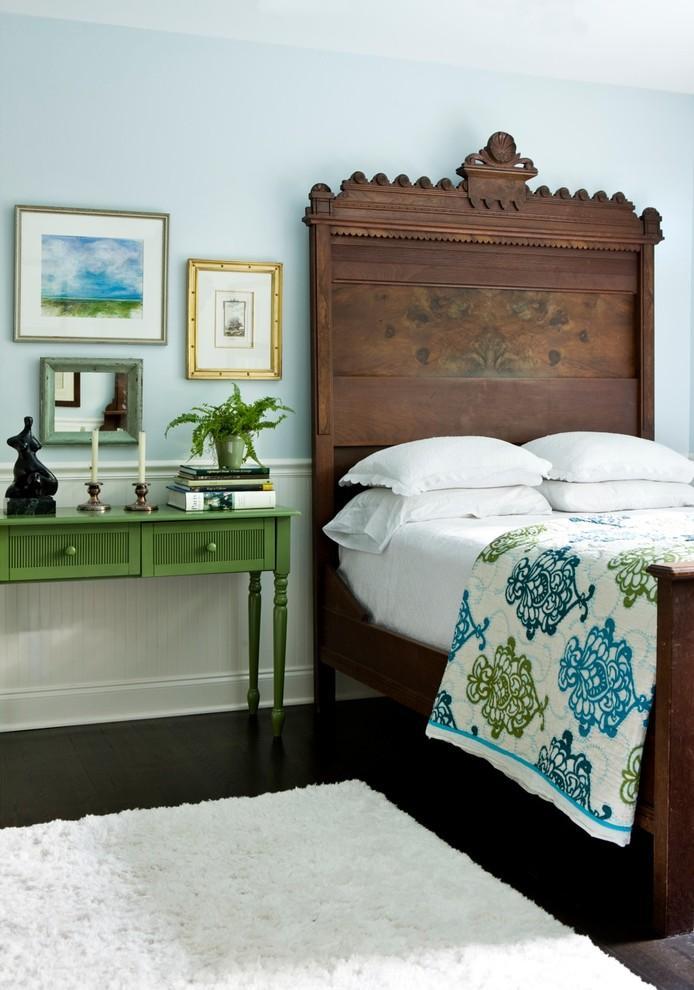 Elegant Bedroom Design With Blended Styles Founterior