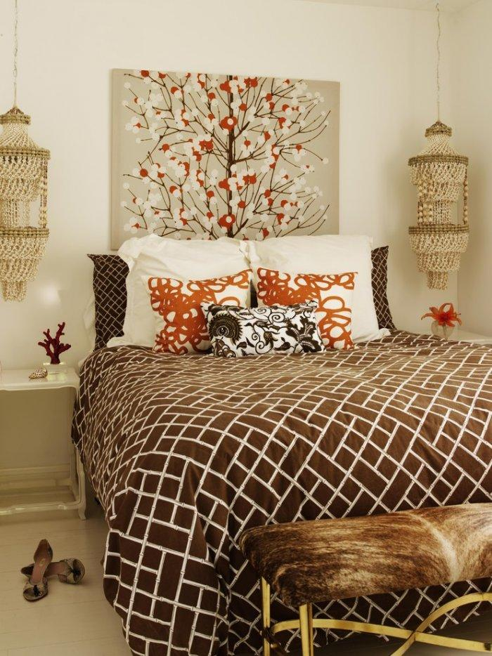Eclectic bedroom 7 - with modern interior