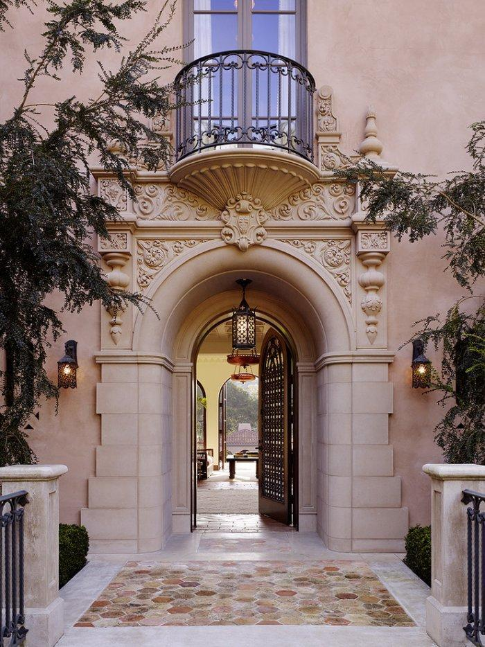 Entrance Doors In Various Styles Examples And Images