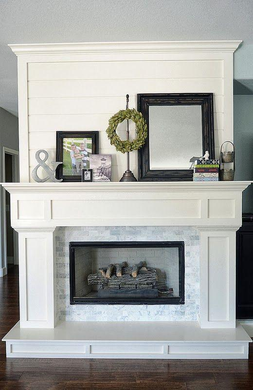 Fireplace Decorating Ideas for Mantel and Above | Founterior