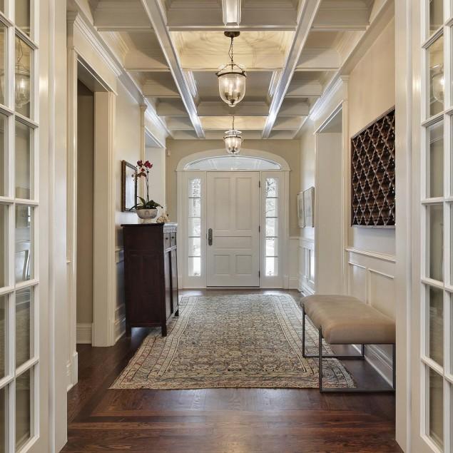 Hallway Doors – Black, Glass and Sliding